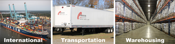 Riverside Logistics - 25th Anniversary